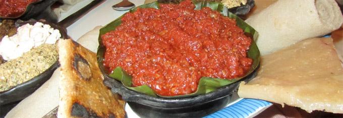 Asmara Kitfo (Eritrea) - gerichte rezepte Asmara - vorspeisen Asmara - pasta-rezepte Asmara ...