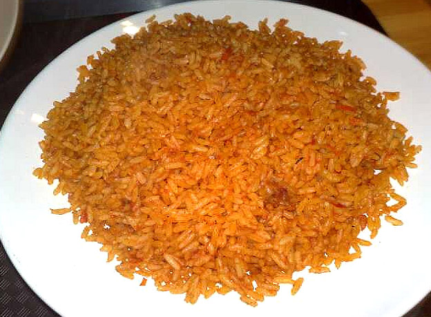how to cook jollof rice with mixed vegetables