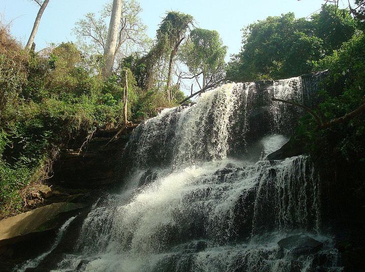 kintampo waterfalls ghana fall kintampo falls