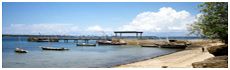 Shimoni Beach