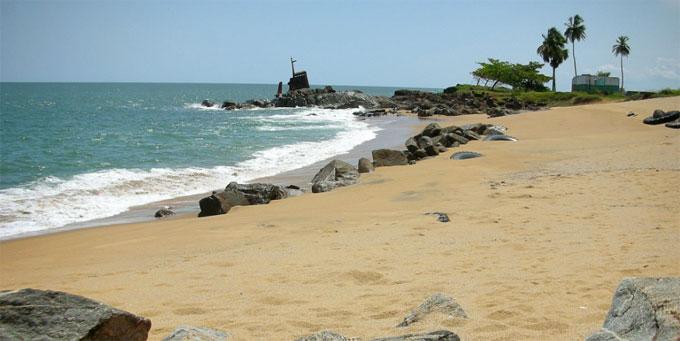 buchanan strand liberia strand buchanan am strand. Black Bedroom Furniture Sets. Home Design Ideas