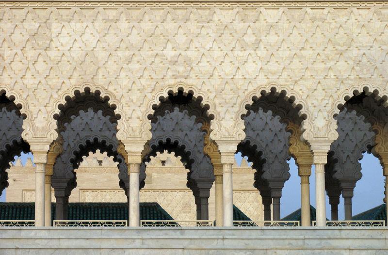 Mausolée de Mohammed V