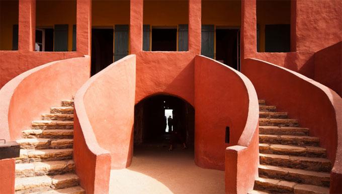 Dakar house of slaves senegal museum dakar galleries for Africa express maison des jeunes