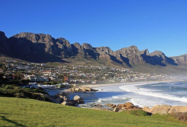 Citt del capo dodici apostoli sud africa monte citt for Sud africa immagini