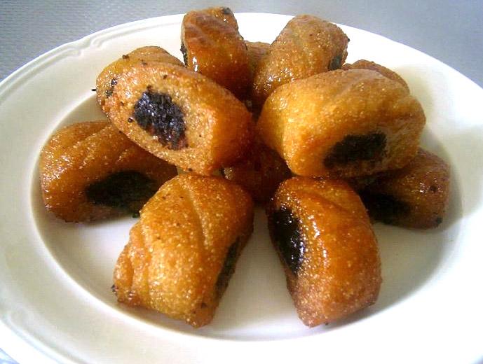 Dolci Tunisini Makroud.Kairouan Makroud Tunisia Dessert Kairouan Dolci