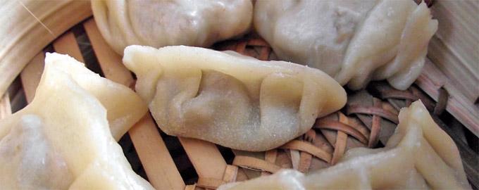 Jiaozi - raviolis pékinois