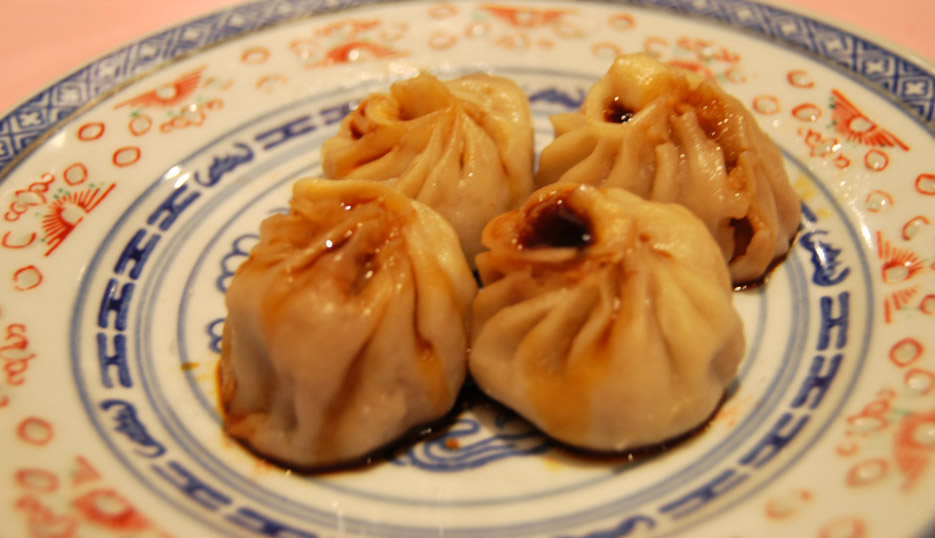 Jiaozi - pot stickers