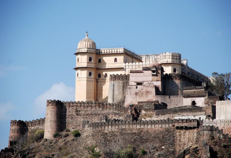 Fort de Chittorgarh