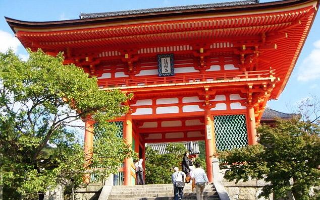 Resultado de imagem para templo kiyomizu-dera (tokio japón)
