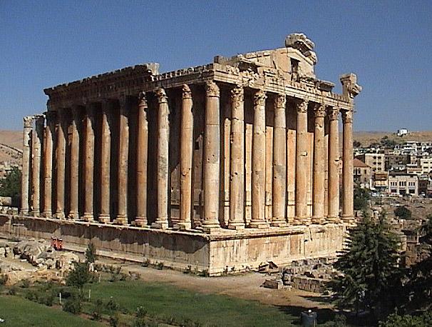 Temples de Baalbek