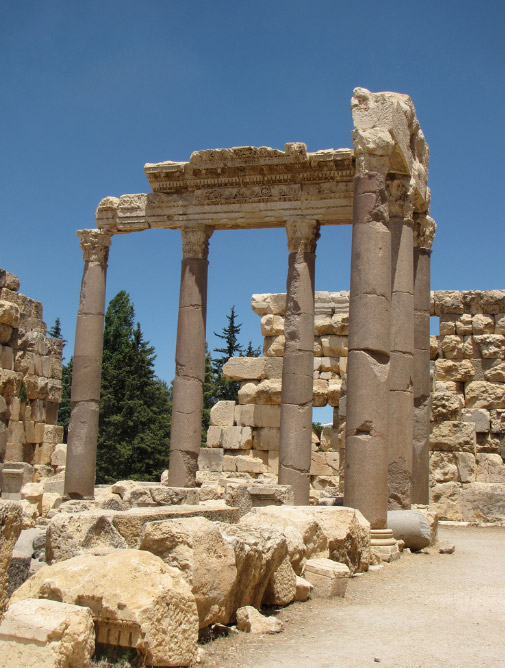 Templos de Baalbek