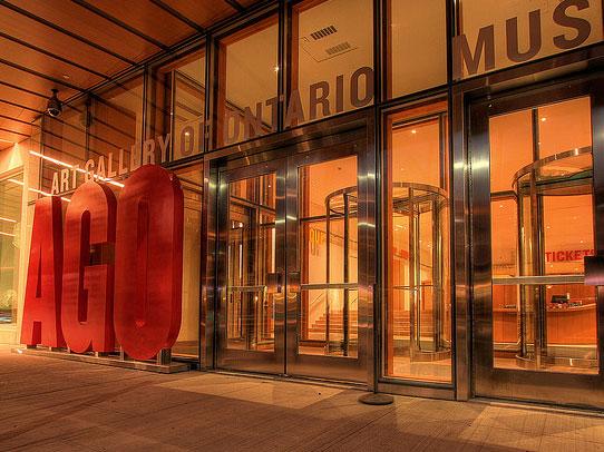 Galería De Arte De Ontario En Toronto: Toronto Galeria De Arte De Ontário (Ontário)