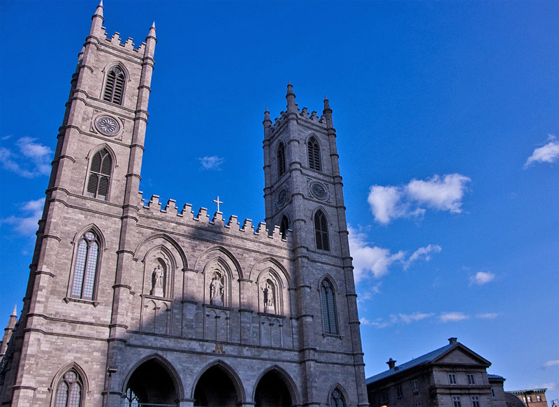 Basílica Notre-Dame