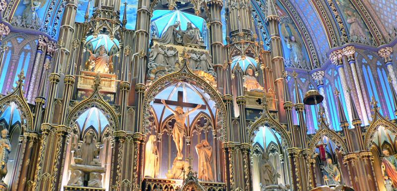 La Basilica di Notre-Dame