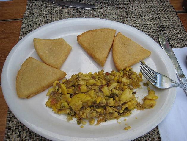 Ackee and Saltfish