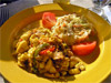 Kingston - Ackee and saltfish