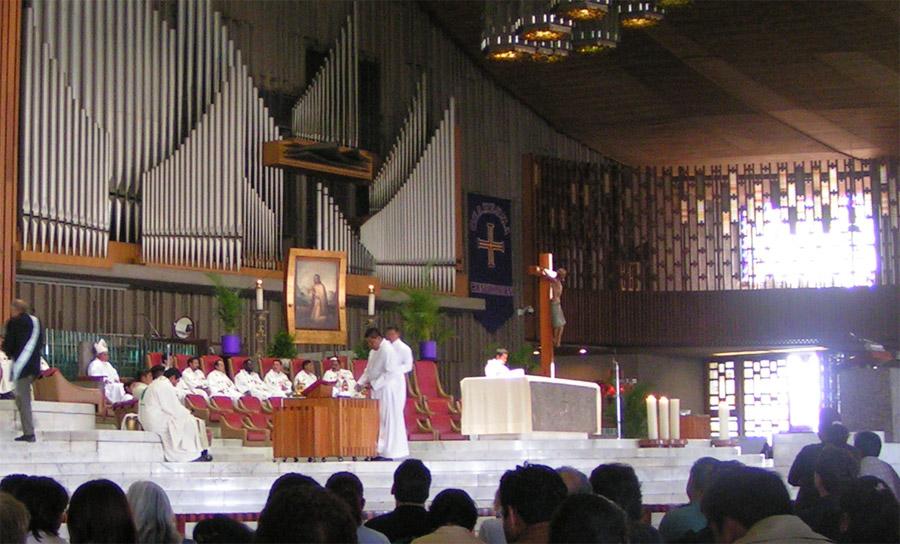Basilique Notre-Dame de Guadalupe