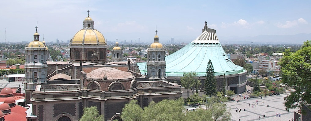 Mexico City Basilica Of Our Lady Of Guadalupe Mexico