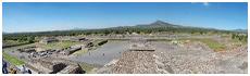 Vallée de Teotihuacan