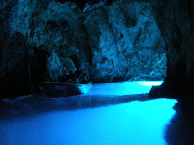 Modra Spilja