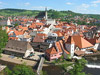 Cesky Krumlov - Historic center