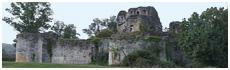 Blanquefort Castle