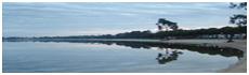 Hourtin et Carcans Lake