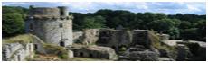 Tonquédec Castle
