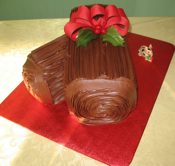 Paris Yule Log Paris Isle Of France France Sweet