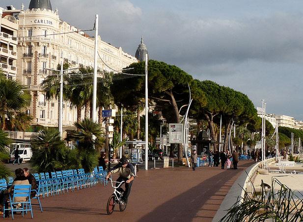 Promenade de la Croisette