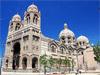Marselha - Catedral de Marselha