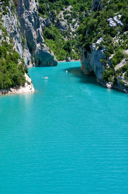 Draguignan Verdon Gorges  Provence  France