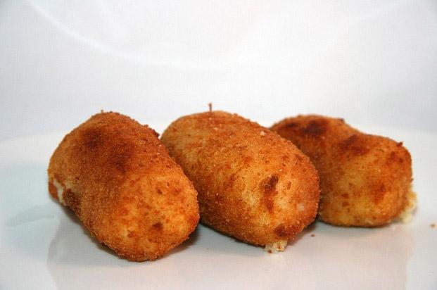 Crocché (Croquettes de Pommes de Terre)
