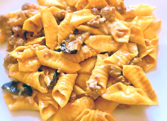 Emilia_Romagna_Garganelli1 on Different Types Of Pasta Sauce