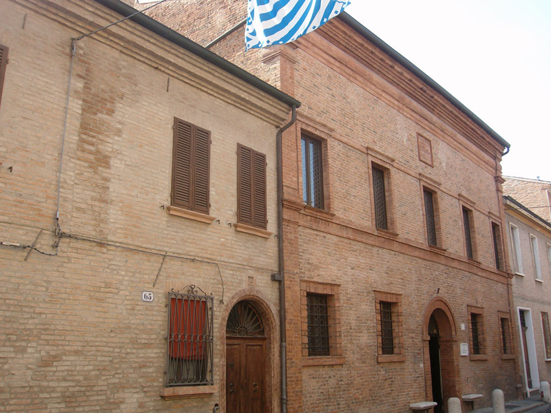 The Houses of Historical Figures