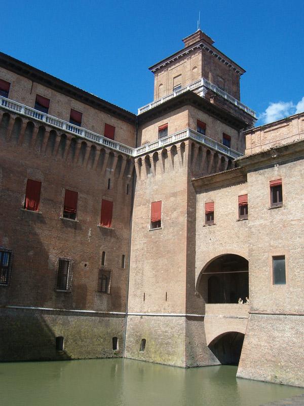 The Castle Estense