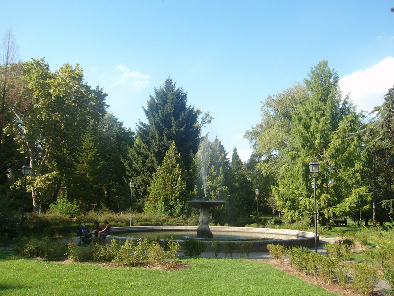 Le Parc de Massari et le Parc des Pareschi