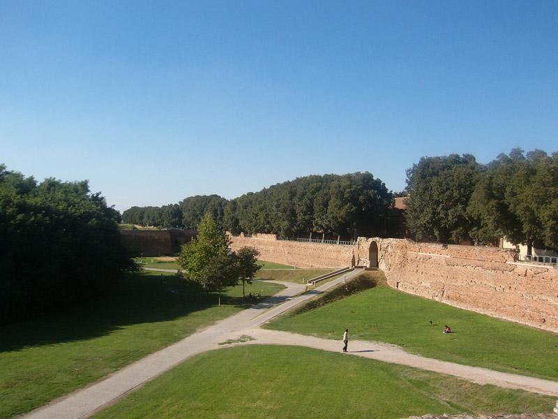 Les murs de la ville