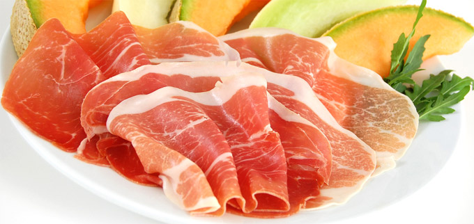 Jamón de Parma