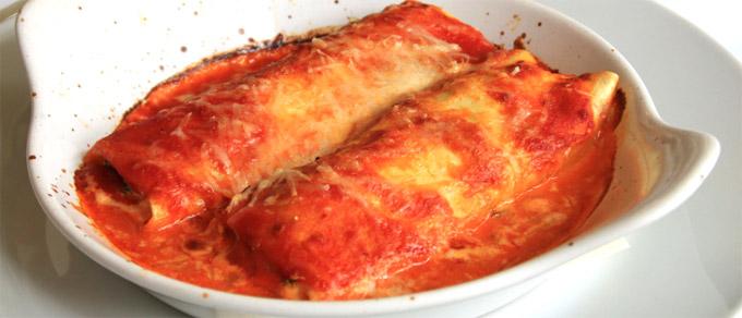 Roma cannelloni lazio italia piatti tipici roma for Piatti tipici roma