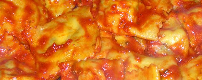 Roma ravioli lazio italia piatti tipici roma piatti for Cibi tipici di roma