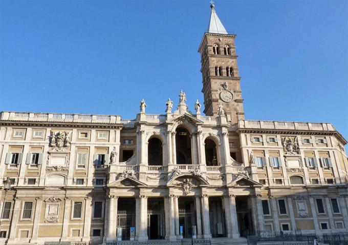 La basilique de Sainte-Marie-Majeure