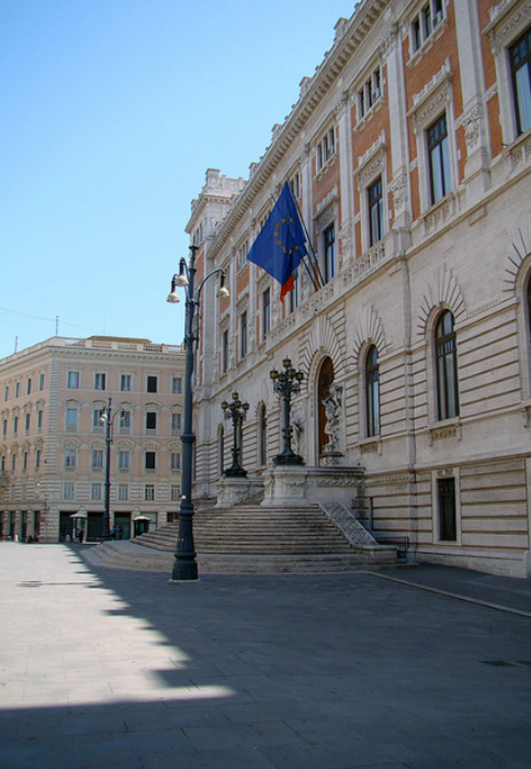 Palaces of Italian Politics