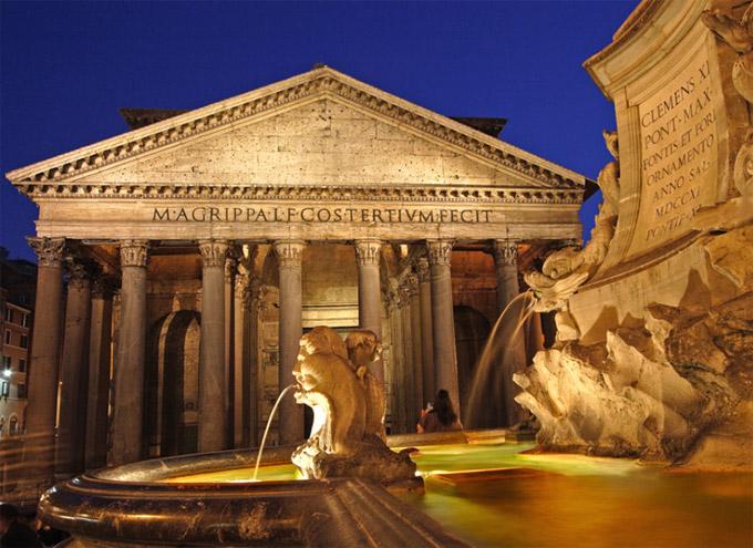 Panteão Roma_Pantheon_Sera