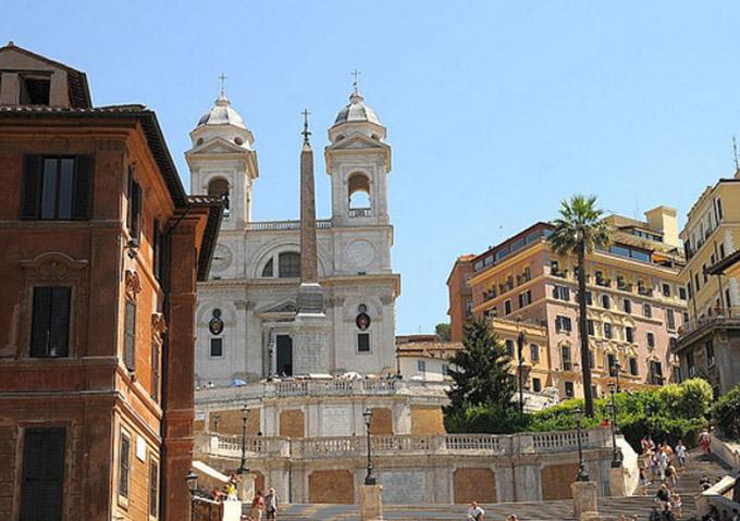 Hotel Zona Piazza Di Spagna Roma