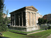 Rome(Rm) - The Temple of Hercules and the Temple of Portunus