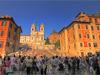 Rome(Rm) - Piazza di Spagna (Place d'Espagne)