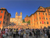 Rome(Rm) - Piazza di Spagna (Square of Spain)
