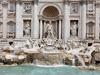 Rome(Rm) - Trevi Fountain