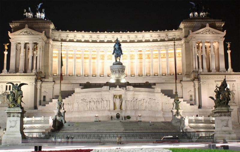 Il Vittoriano (Monument à Victor-Emmanuel II)